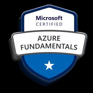 Exam AZ-900: Microsoft Azure Fundamentals